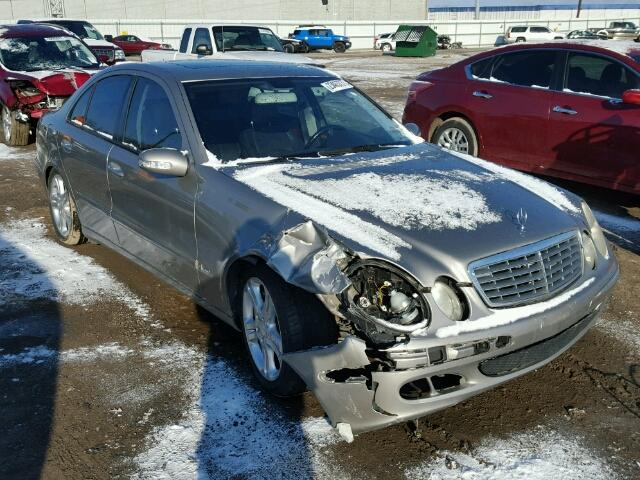 Salvage 2005 MERCEDES-BENZ E500 - Small image. Lot 23463737