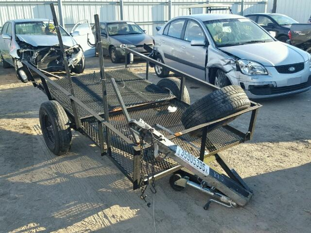 Salvage 2015 TRIM TRAILER - Small image. Lot 35905396