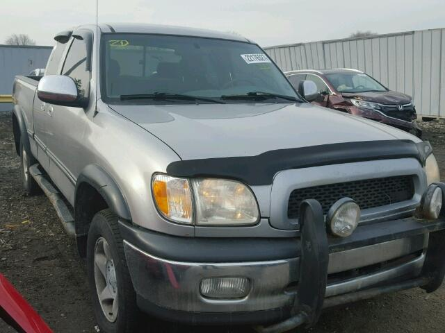 Salvage 2001 TOYOTA TUNDRA - Small image. Lot 22176527
