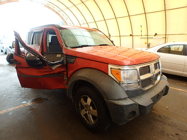 Salvage 2007 DODGE NITRO - Small image. Lot 14823366