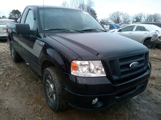 Salvage 2008 FORD F150 - Small image. Lot 15611126