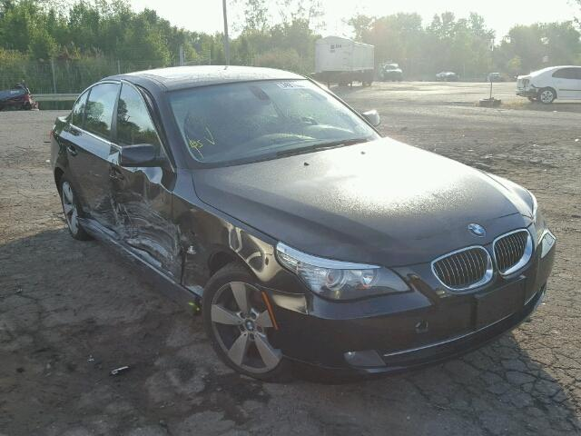 Salvage 2008 BMW 5 SERIES - Small image. Lot 34974326