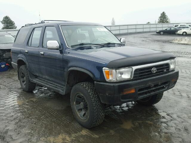 Salvage 1993 TOYOTA 4RUNNER - Small image. Lot 24111317