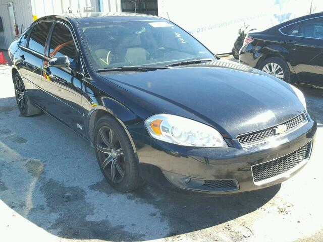 Salvage 2007 CHEVROLET IMPALA - Small image. Lot 20470107