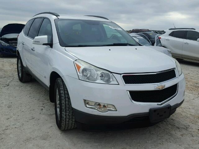 Salvage 2010 CHEVROLET TRAVERSE - Small image. Lot 23890617