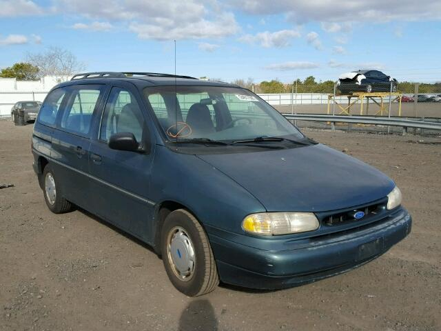 Used 1996 FORD WINDSTAR - Small image. Lot 24917507