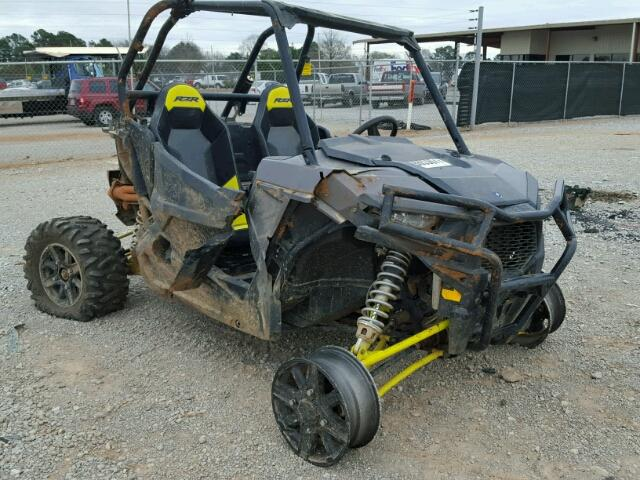 Salvage 2016 POLARIS SIDEBYSIDE - Small image. Lot 23985307