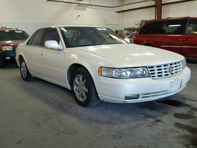 Salvage 1999 CADILLAC SEVILLE - Small image. Lot 24339607