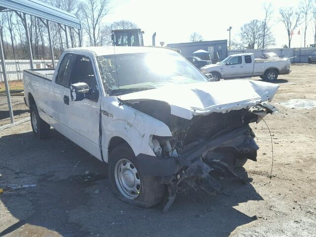 Salvage 2011 FORD F150 - Small image. Lot 14336665