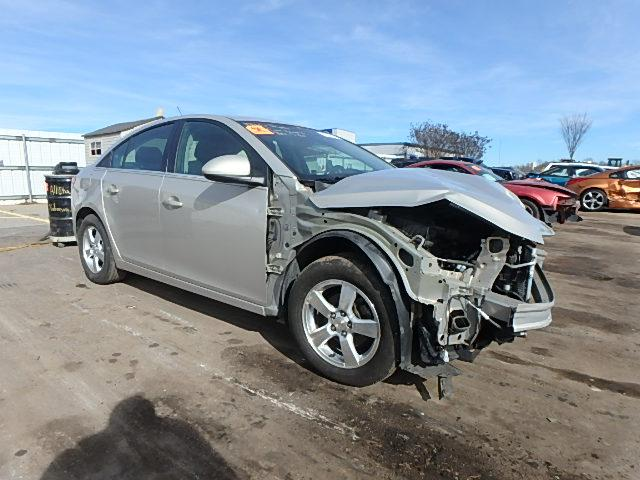 Salvage 2012 CHEVROLET CRUZE - Small image. Lot 19075267