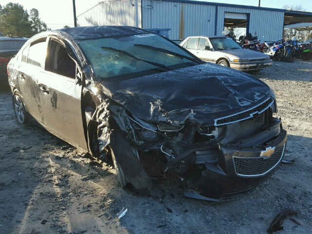 Salvage 2014 CHEVROLET CRUZE - Small image. Lot 17492856