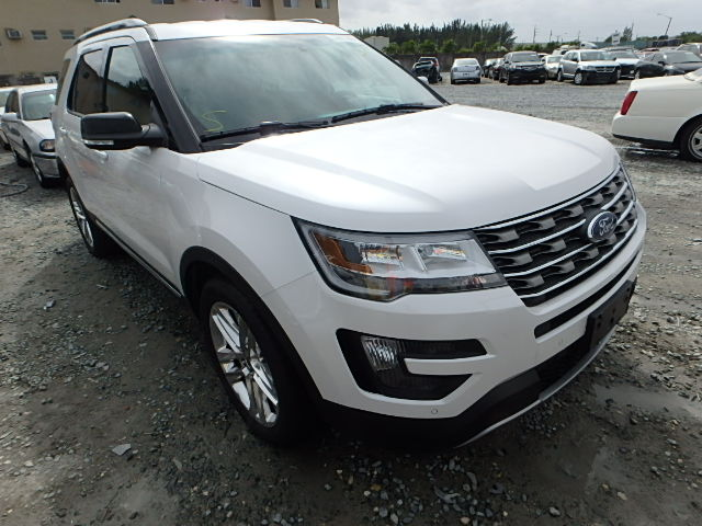 Used 2016 FORD EXPLORER - Small image. Lot 16717666