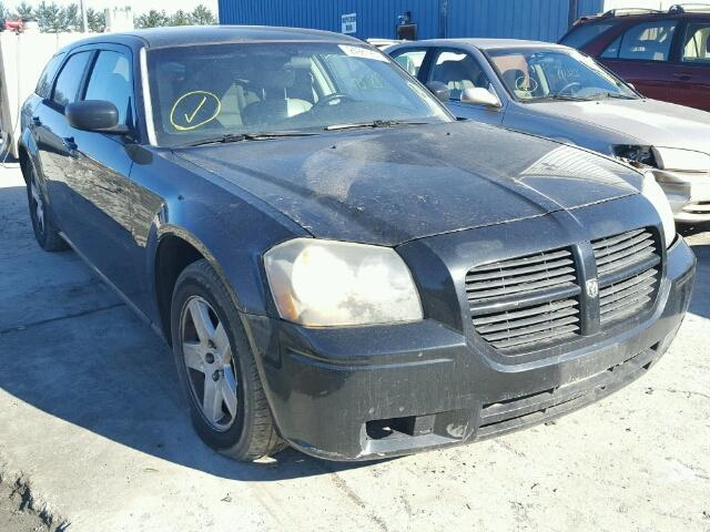 Salvage 2005 DODGE MAGNUM - Small image. Lot 24981937
