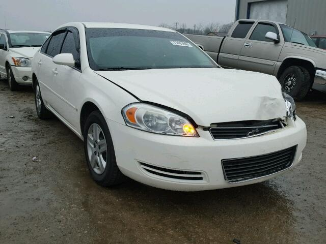 Salvage 2007 CHEVROLET IMPALA - Small image. Lot 21461987