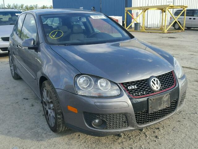 Salvage 2009 VOLKSWAGEN GTI - Small image. Lot 24981497
