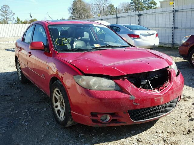 Salvage 2005 MAZDA 3 - Small image. Lot 24659207