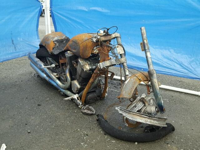 Salvage 2007 VICTORY MOTORCYCLES MOTORCYCLE - Small image. Lot 20774077