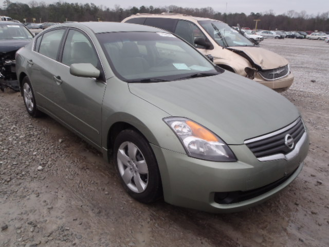 Salvage 2008 NISSAN ALTIMA - Small image. Lot 14389094