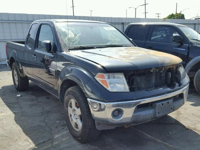 Salvage 2006 NISSAN FRONTIER - Small image. Lot 25839337