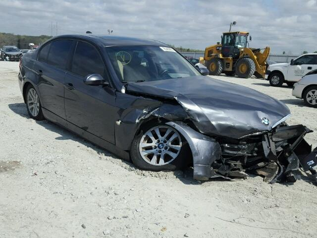 Salvage 2006 BMW 3 SERIES - Small image. Lot 25383907