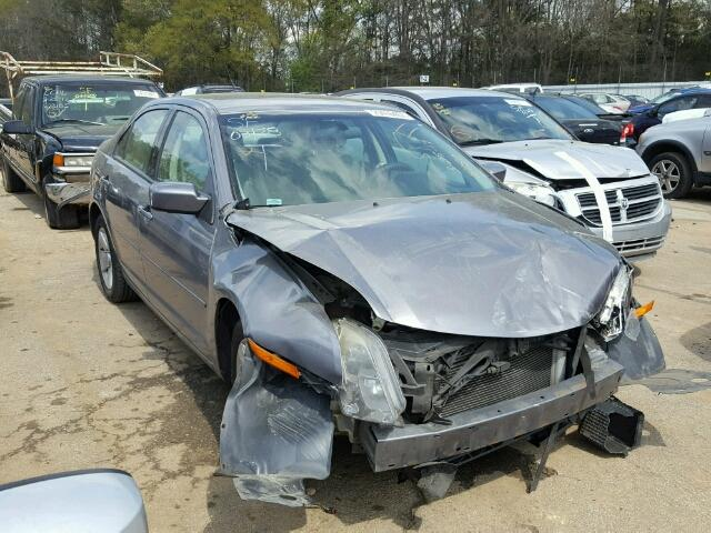Salvage 2007 FORD FUSION - Small image. Lot 25416467