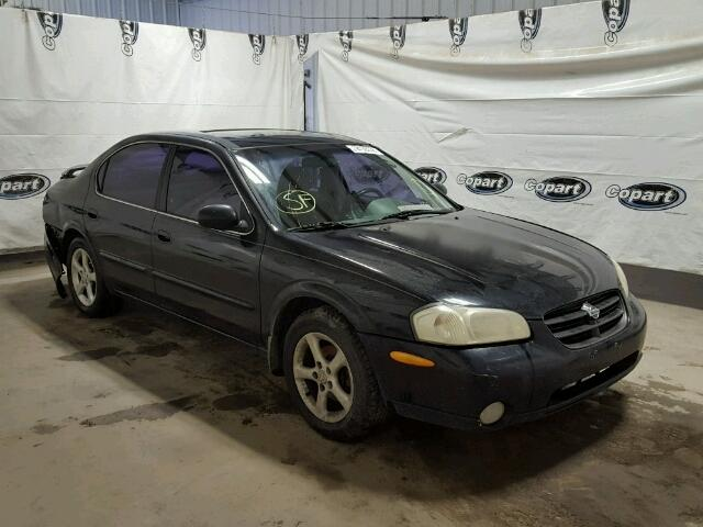 Salvage 2000 NISSAN MAXIMA - Small image. Lot 16139036