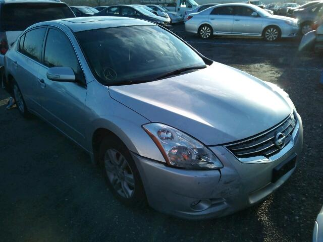 Salvage 2010 NISSAN ALTIMA - Small image. Lot 19012097