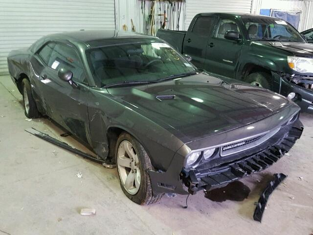 Salvage 2014 DODGE CHALLENGER - Small image. Lot 19828887