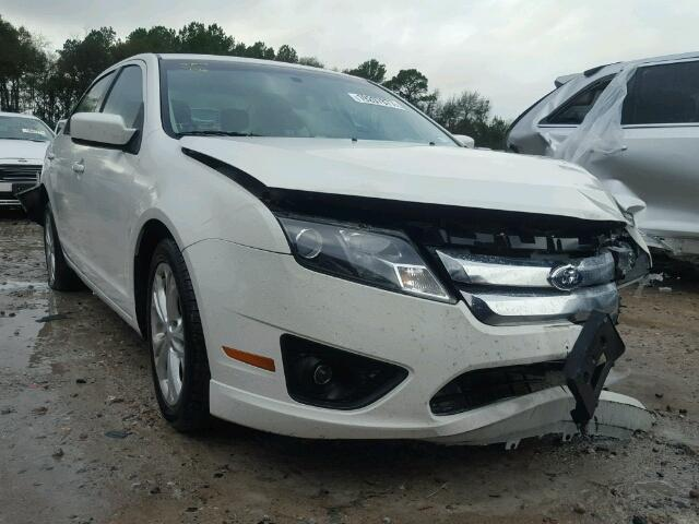 Salvage 2012 FORD FUSION - Small image. Lot 19207877