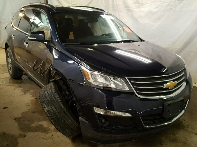 Salvage 2016 CHEVROLET TRAVERSE - Small image. Lot 24350097