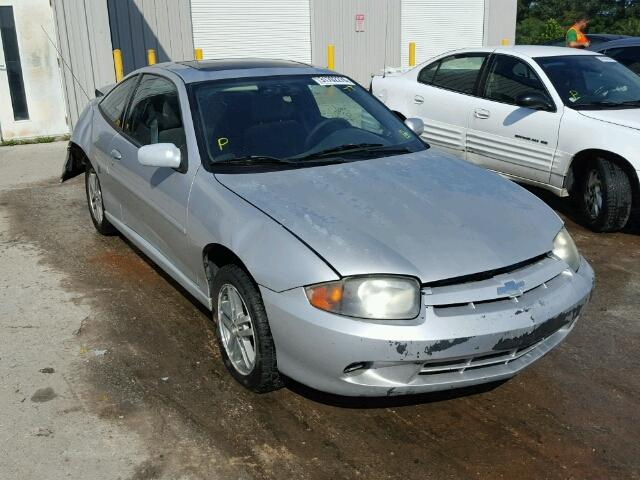 Salvage 2003 CHEVROLET CAVALIER - Small image. Lot 25036287