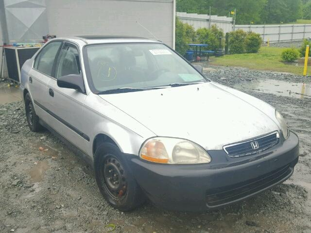 Salvage 1997 HONDA CIVIC - Small image. Lot 27722237