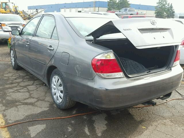 Rebuilt Salvage 2005 Toyota Camry Sedan 4d 24L 4 For Sale in