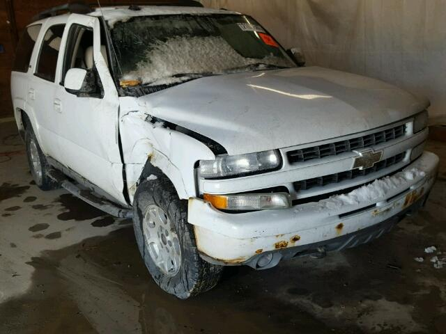 Salvage 2005 CHEVROLET TAHOE - Small image. Lot 21935567