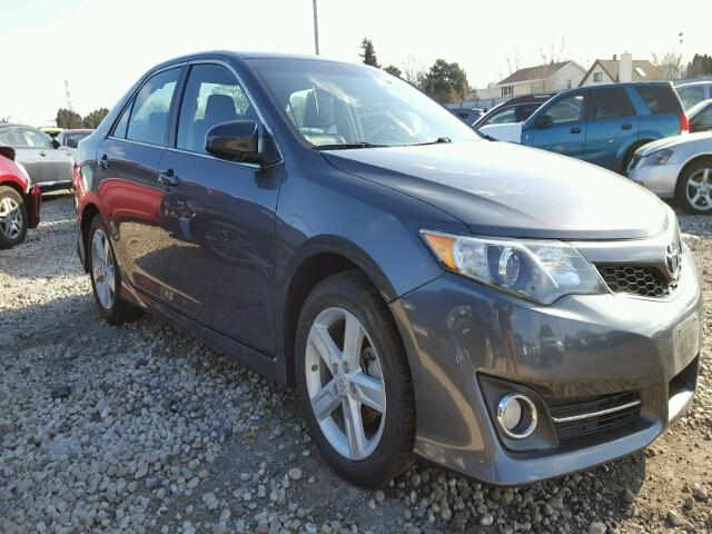 Salvage 2014 TOYOTA CAMRY - Small image. Lot 45337056