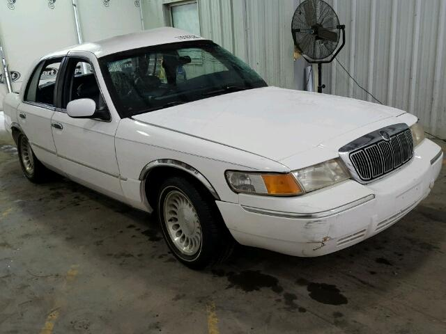 Salvage 2001 MERCURY GRMARQUIS - Small image. Lot 15187526