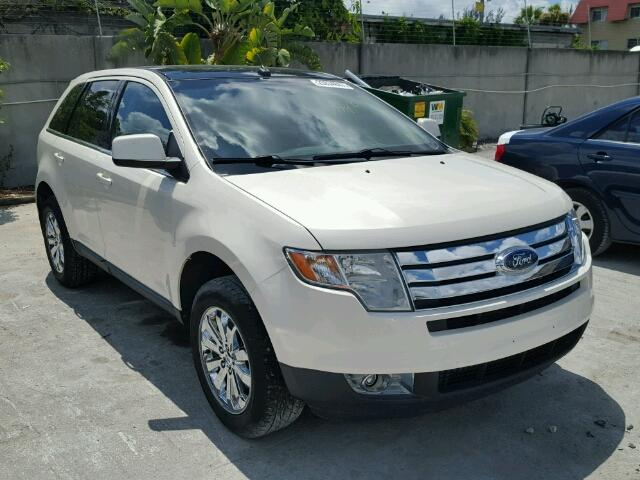 Salvage 2008 FORD EDGE - Small image. Lot 29834847