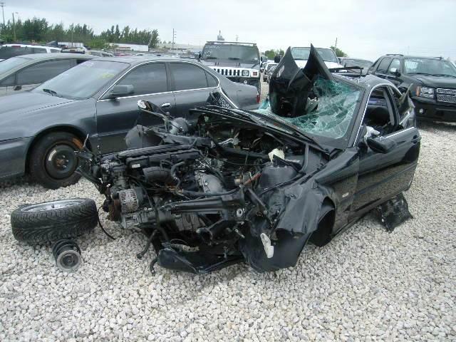 Salvage 2002 BMW 3 SERIES - Small image. Lot 16569618