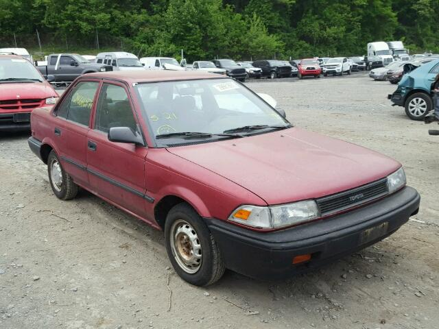 Salvage 1989 TOYOTA COROLLA - Small image. Lot 29661697