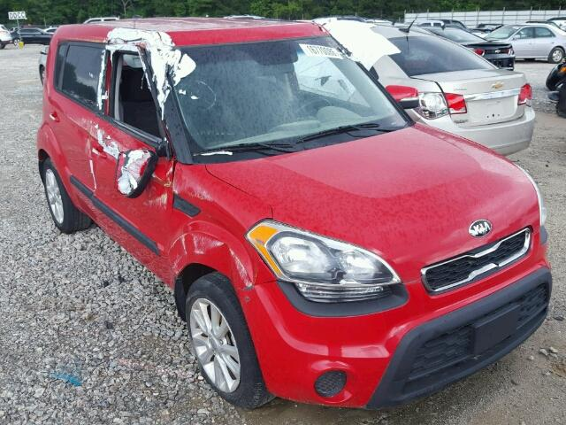 Salvage 2013 KIA SOUL - Small image. Lot 16770086