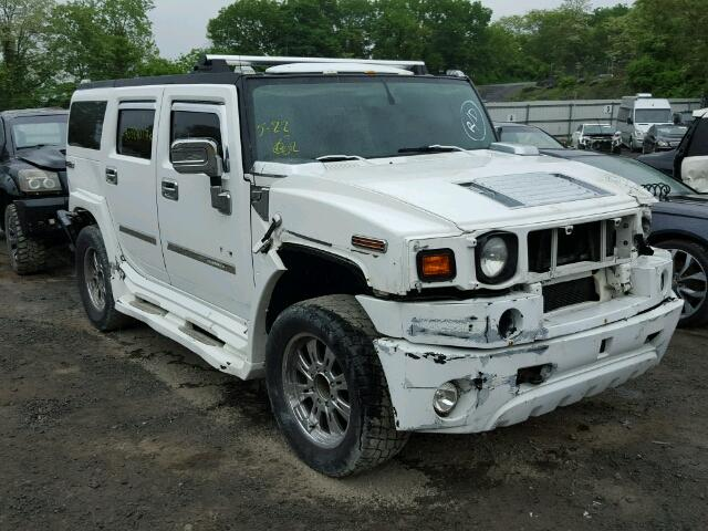 Salvage 2005 HUMMER H2 - Small image. Lot 30324017