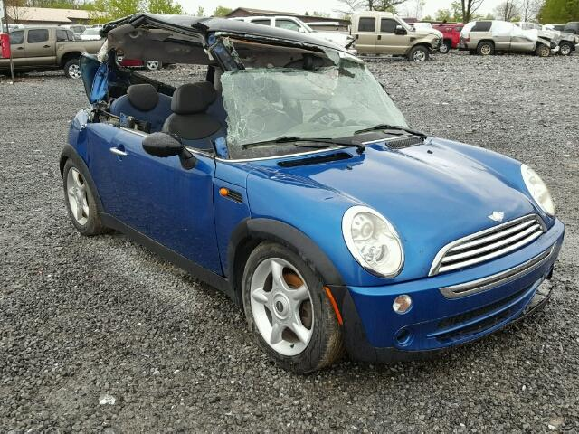 Salvage 2006 MINI COOPER - Small image. Lot 18081757