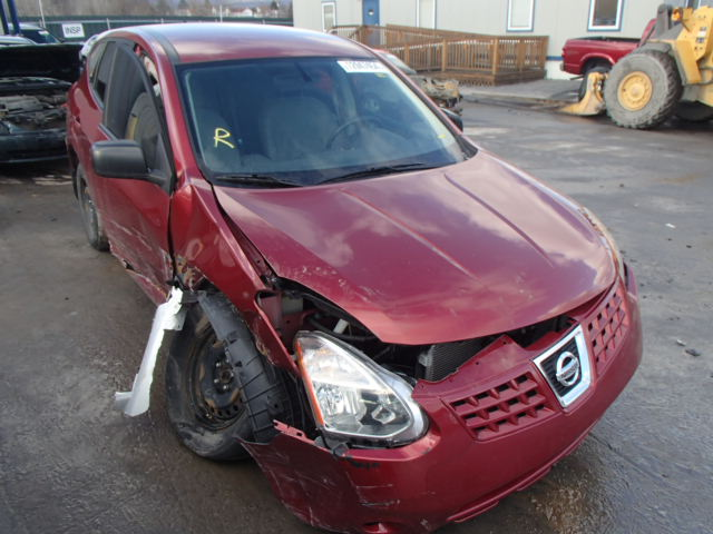 Salvage 2008 NISSAN ROGUE - Small image. Lot 12947454