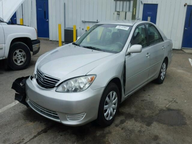 Salvage Title 2005 Toyota Camry Sedan 4d 24L 4 For Sale in