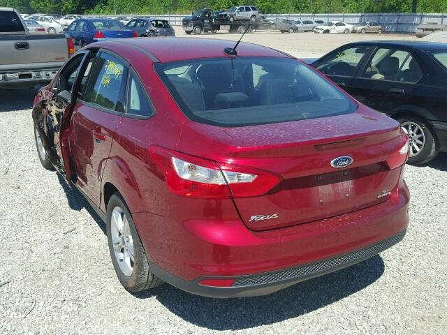 vin 1fadp3f26el360537 2014 ford focus se right rear view lot 27847417