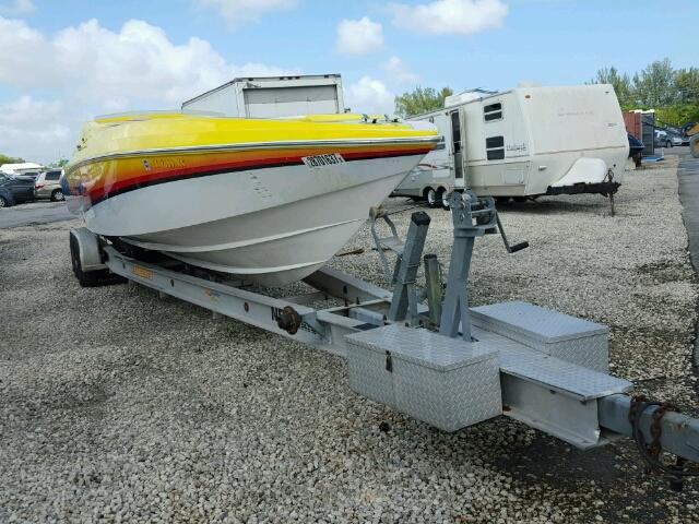 Used 2002 ACTV BOAT - Small image. Lot 28701637
