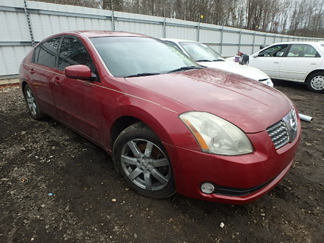 Salvage 2005 NISSAN MAXIMA - Small image. Lot 18024866