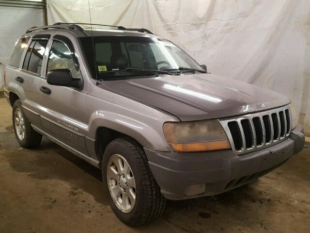 Salvage 2001 JEEP CHEROKEE - Small image. Lot 31377397