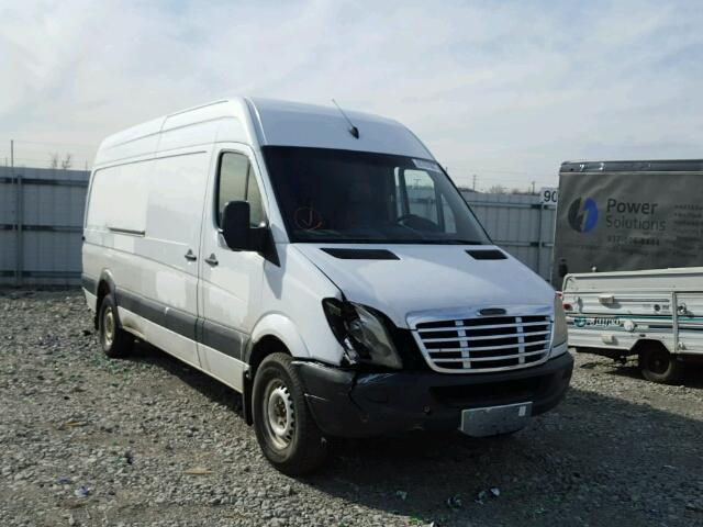 Salvage 2007 FREIGHTLINER SPRINTER - Small image. Lot 21157907