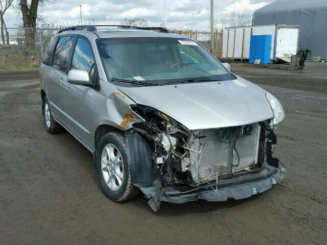 Salvage 2004 TOYOTA SIENNA - Small image. Lot 28320127